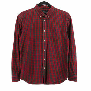 Polo Ralph Lauren Boys Plaid Check Button Up Shirt